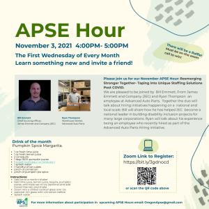 November 3 APSE Hour